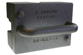 C.Adolph Bühnengewicht 17,5 kg - mit Griff