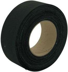 Black Paper Masking Tape 50mm, schwarz
