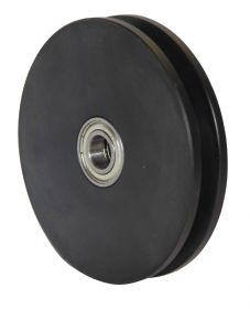 C.Adolph® Drahtseilrollen Nr. 900-N Drahtseilrollen aus PA 6G