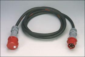 CEE-Kabel-Verlängerung 63A (