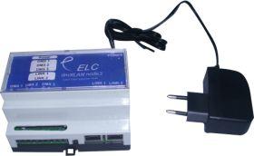 ELC Steckernetzteil 12V DC für AC 612 Serie