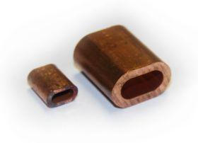 fiRSTstage Kupfer-Klemme DIN EN 13411-3