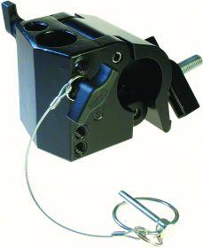 Doughty G111501 Barrel Socket Clamp, schwarz