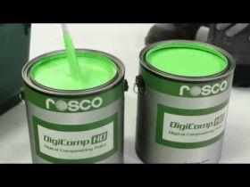 Rosco DigiComp HD Farben