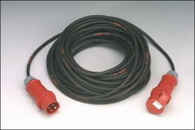 CEE 16A Motorkabelverlängerung 1,5mm2