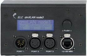 ELC dmXLAN node3 Surface Mount