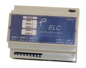 ELC dmXLAN node3 DIN