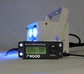 Rosco Miro/Braq CubeTM DMX Preset Remote