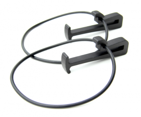 BB&S Netzteil Klammer für Area 48 (2 Stück)