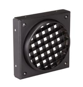 Rosco Miro CubeTM Egg Crate Wabengitter, schwarz