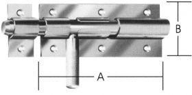 Bolzen-Schließriegel