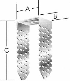 Universal-Abstands-Verbinder