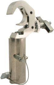 Doughty T58340 Slimline Quick Trigger TV Clamp