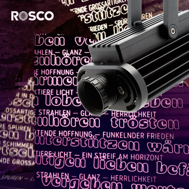 Studio komplementaer verwandelt Krypta in besinnlichen Erlebnis-Raum mit Rosco