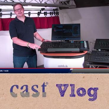 cast Vlog – Strand NEO Systemüberblick mit Daniel Frigger
