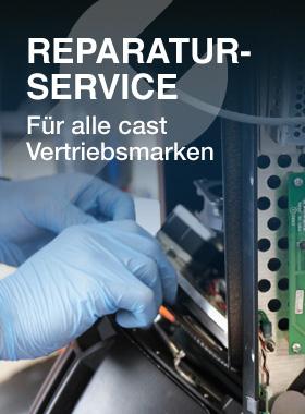 cast Reparaturservice