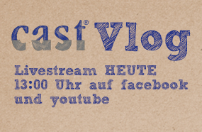 cast vlog Livestream