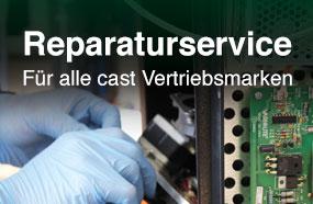 cast Reparatur Service