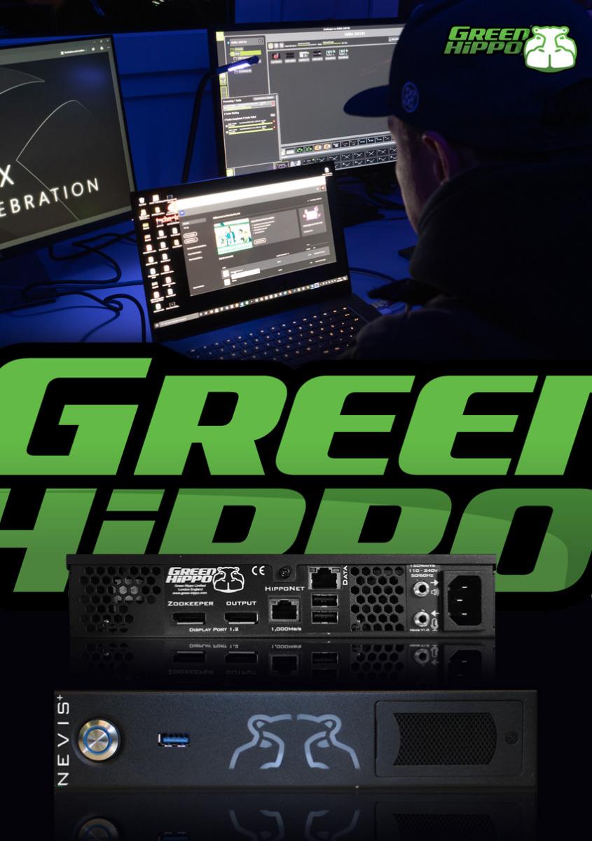 Grenn Hippo Nevis+ für Xbox Stream in Köln
