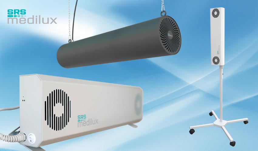 SRS medilux Luftfilter